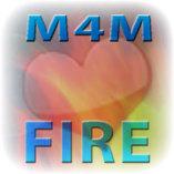 Music for meditation: fire